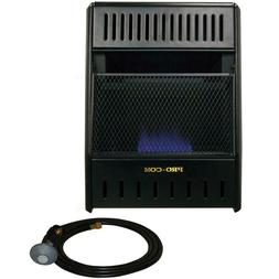 14 Inches Vent Free Propane Heater With Propane Hose And Reg
