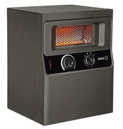 1500 Watt 4 Element Infrared Fan Portable Cabinet Heater Gar