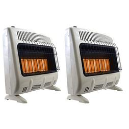Mr. Heater 30000 BTU Vent Free Radiant 20# Propane Indoor Ou