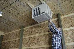 Ceiling Mount Garage Heater Natural Gas Workshop Heat Mechan