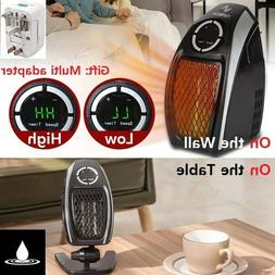 Cold Hunting All Kill Mini Hot Air Wind Electric Heater 220V