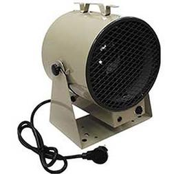 TPI Corporation HF684TC Fan Forced Portable Heater, 4000/300