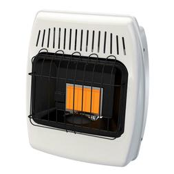 Dyna-Glo 6000 BTU Vent Free Infrared Natural Gas Wall Heater