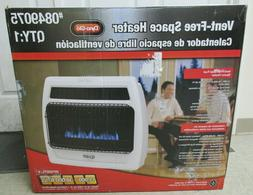 Dyna-Glo BF30DTL-4 Vent Free Space Heater  15,000 - 30,000 B