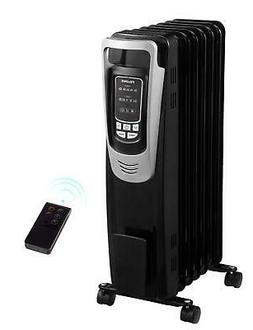 PELONIS Electric, 1500W Portable Oil-Filled Radiator Space H