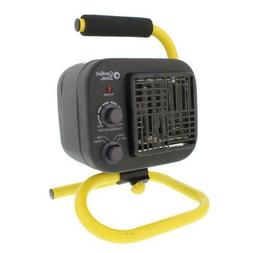 ELECTRIC FAN FORCED SPACE HEATER PORTABLE GARAGE UTILITY ROO