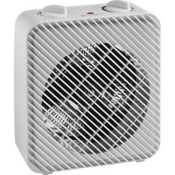 Mainstays Electric Fan Heater with Fans, 110/120V, Indoor, W