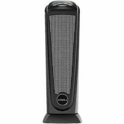 Electric Tower Space Heater 1,500 Watts Remote Control Ceram
