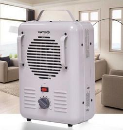 Electric Space Heater Utility Garage Energy Efficient Warm T