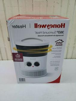 Honeywell Fan Forced Heater 360 Degree Surround Hhf360wwm