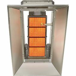 SunStar Heating Products Infrared Ceramic Garage Heater- LP