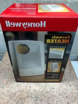 Honeywell HZ-350 Ceramic Heater W/ Pop Up Control Panel