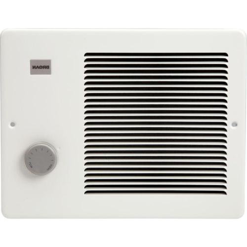 "1500-Watt Wall Heater 12"" Electric Garage Bathroom Wall Moun"