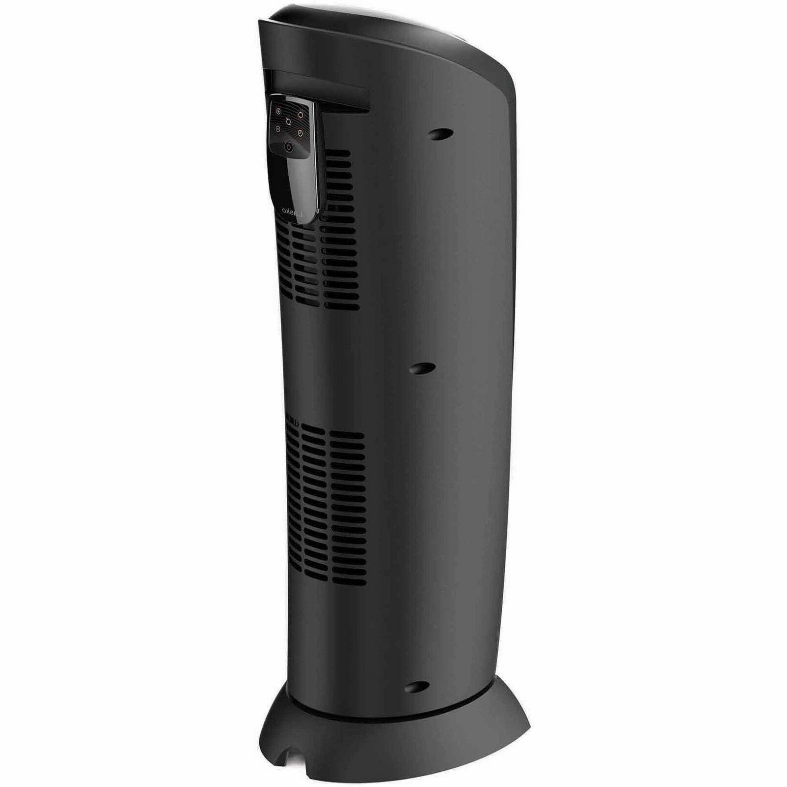 electric ceramic tower space heater ct22410 top