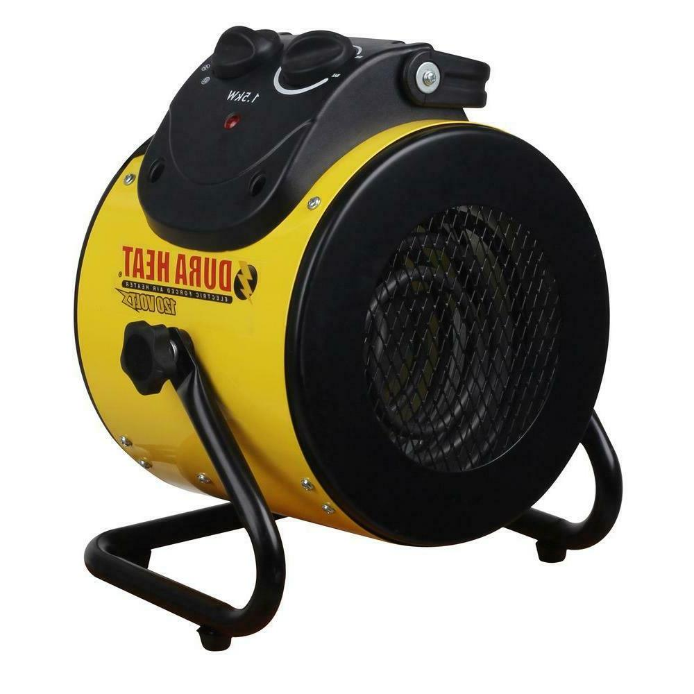 electric forced air heater