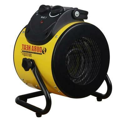 electric space heater 1500w garage forced air