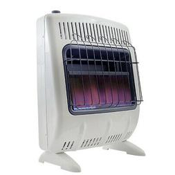 Mr Heater Blue Flame 20000 BTU Liquid Propane Vent Free heat
