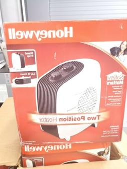 NEW!  Honeywell Two Dual Position Heater Electric Fan Handle