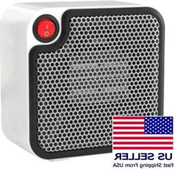Personal Ceramic Heater Great 4 Cold Office Under Desk 250 W
