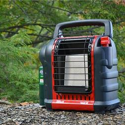 Mr. Heater Portable Buddy Heater, 2 heat settings 4,000 & 9,