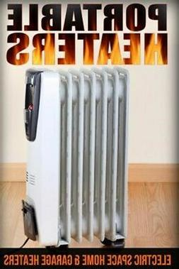 Portable Heaters: Electric Space Home and Garage Heaters by