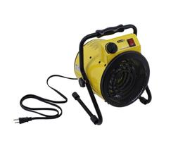 Space Heater 120 Volt Electric Portable Shop Built In Thermo